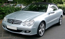 Mercedes-Benz CLK A209