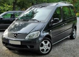 Mercedes-Benz triedy Vaneo