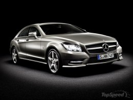 Mercedes-Benz triedy CLS