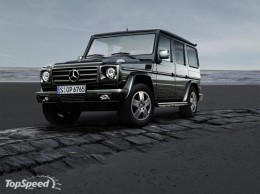 Mercedes-Benz triedy G Edition 30