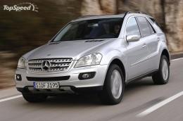 Mercedes-Benz triedy M