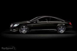 Mercedes triedy CL