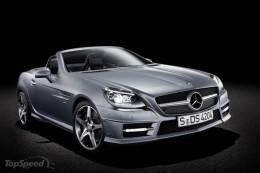 Mercedes-Benz triedy SLK